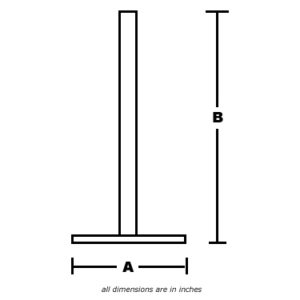 Table Base Dimensions
