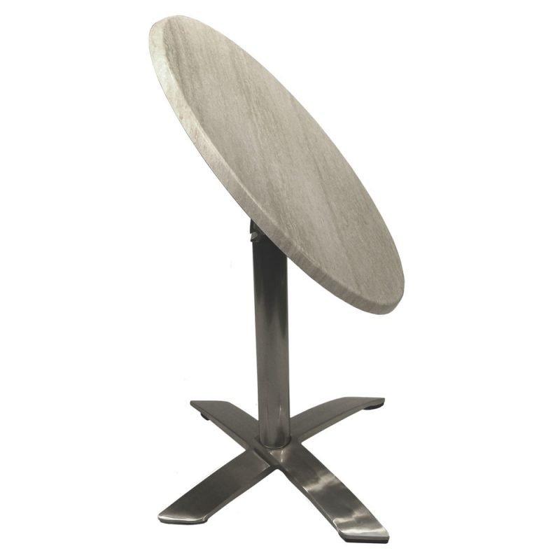 Aspen Table Base Half Flipped