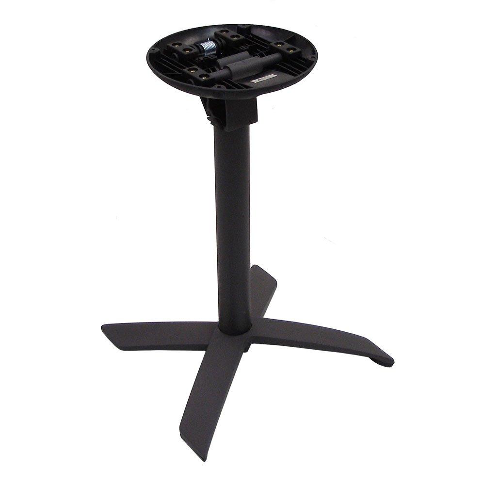 Aspen Flip Black Table Base Pepper
