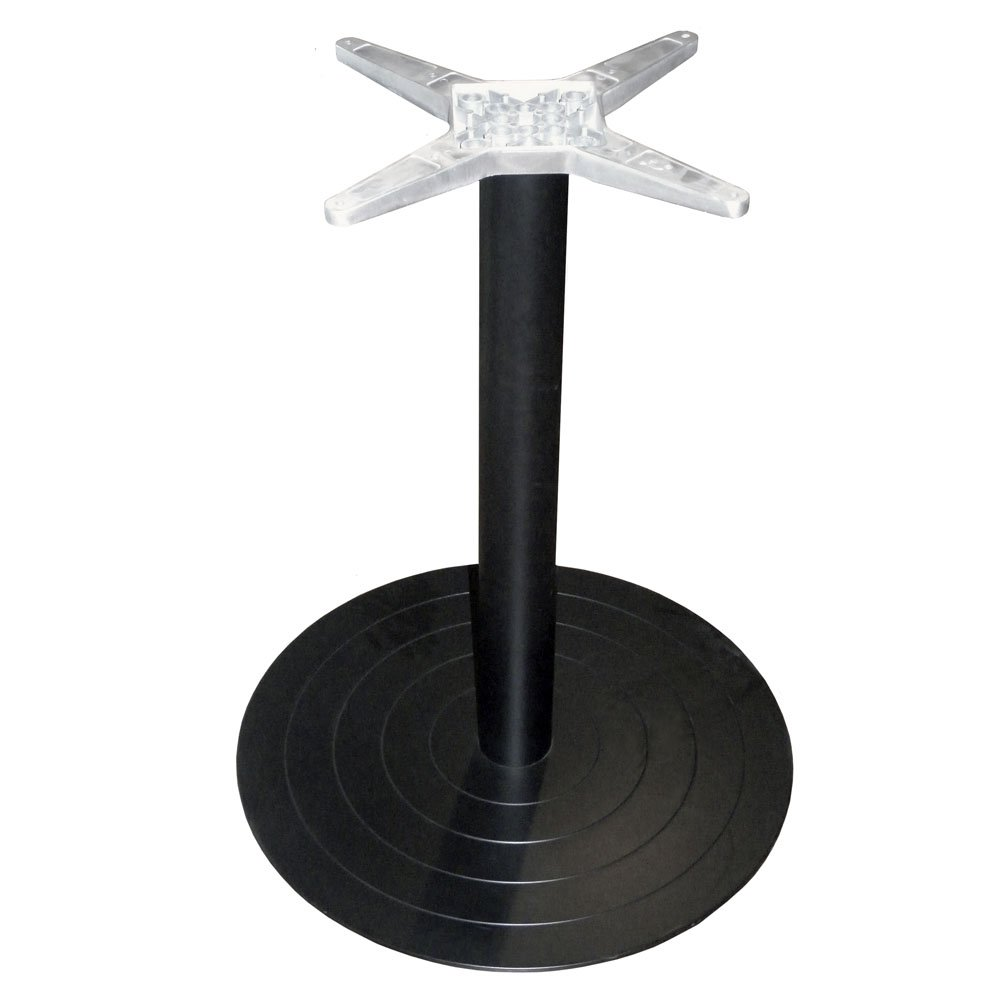 Futura 20 inch Round Black Table Base