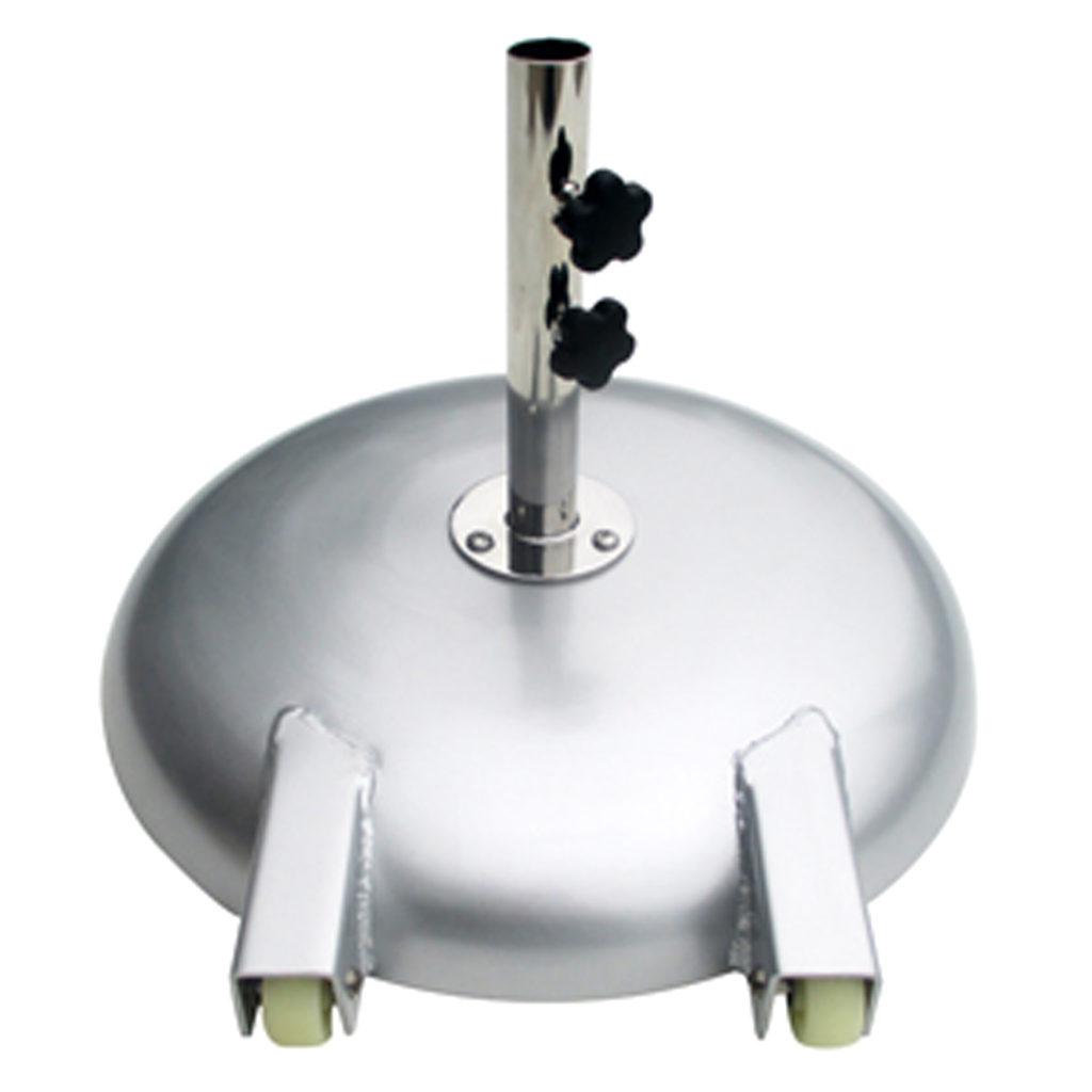 100lb 150lb Aluminume Clad Umbrella Base