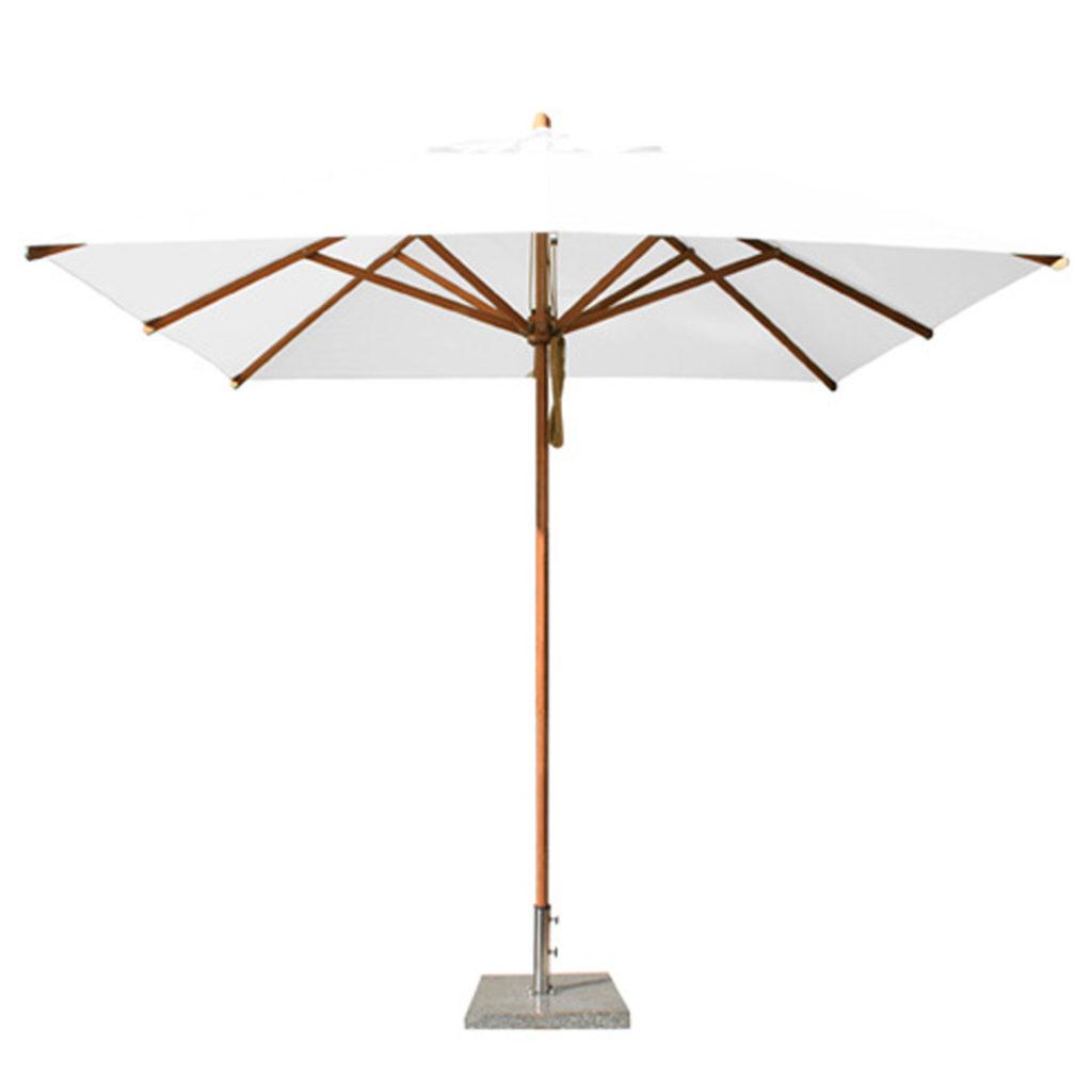 Bambrella Levante Square Umbrella
