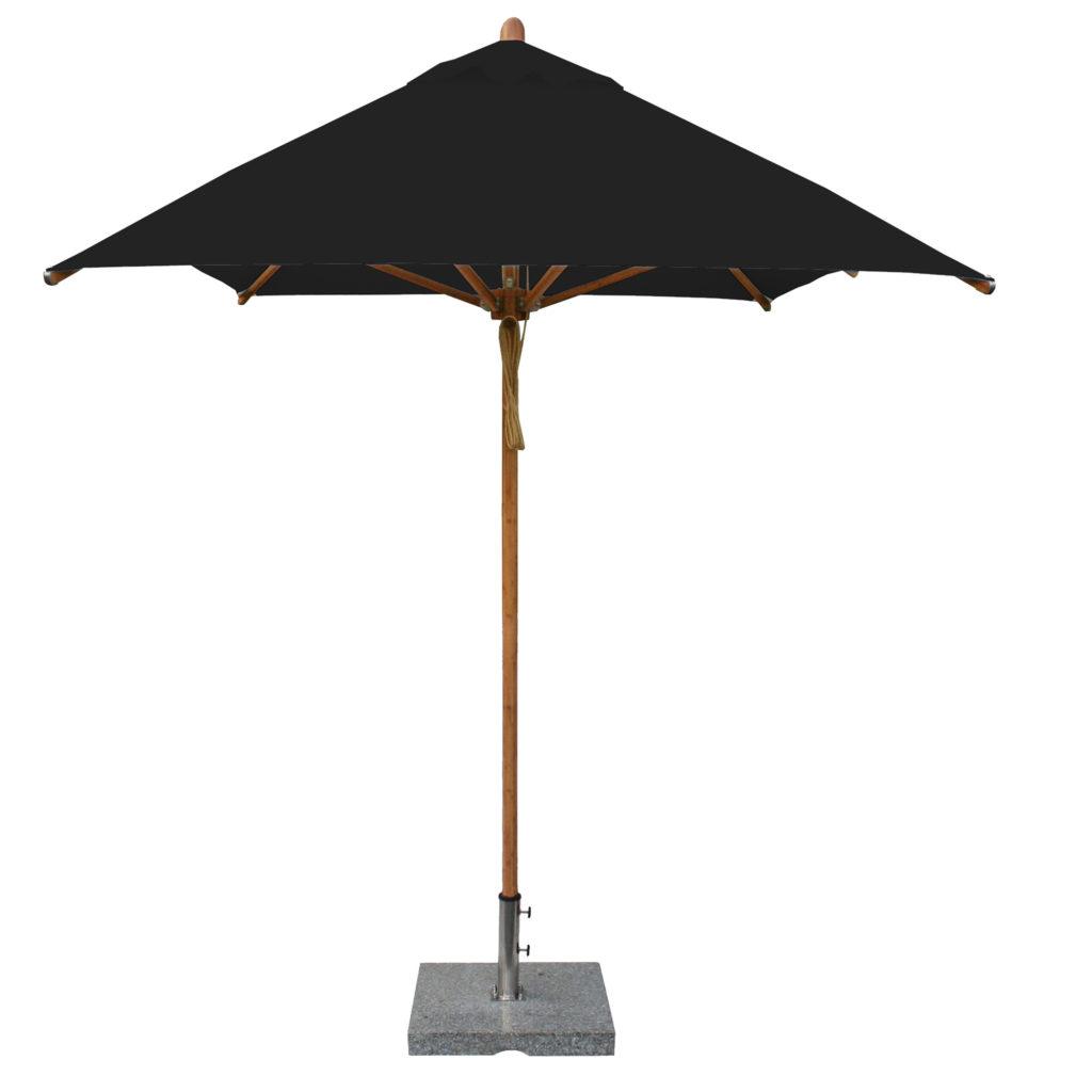 Bambrella blackPatio Umbrella