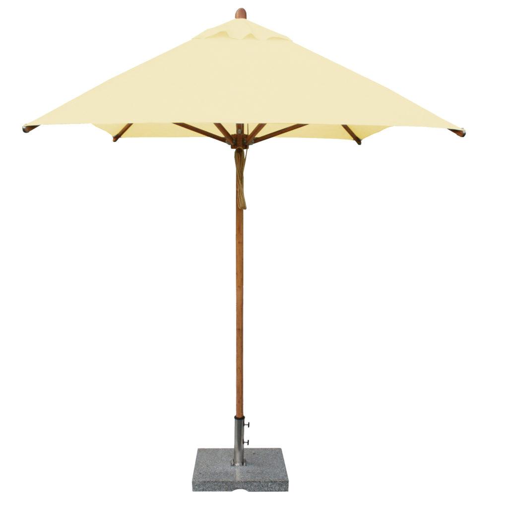 Bambrella ecru Patio Umbrella