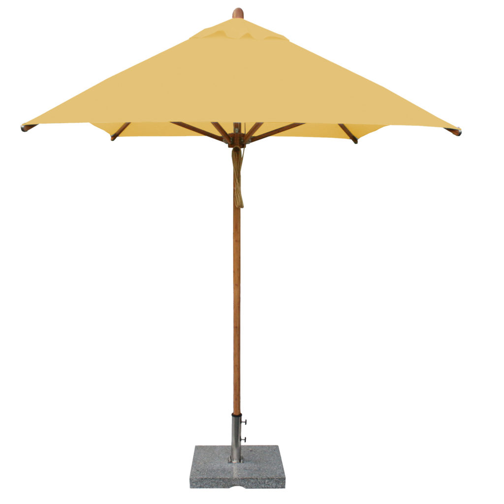 Bambrella wheat Patio Umbrella