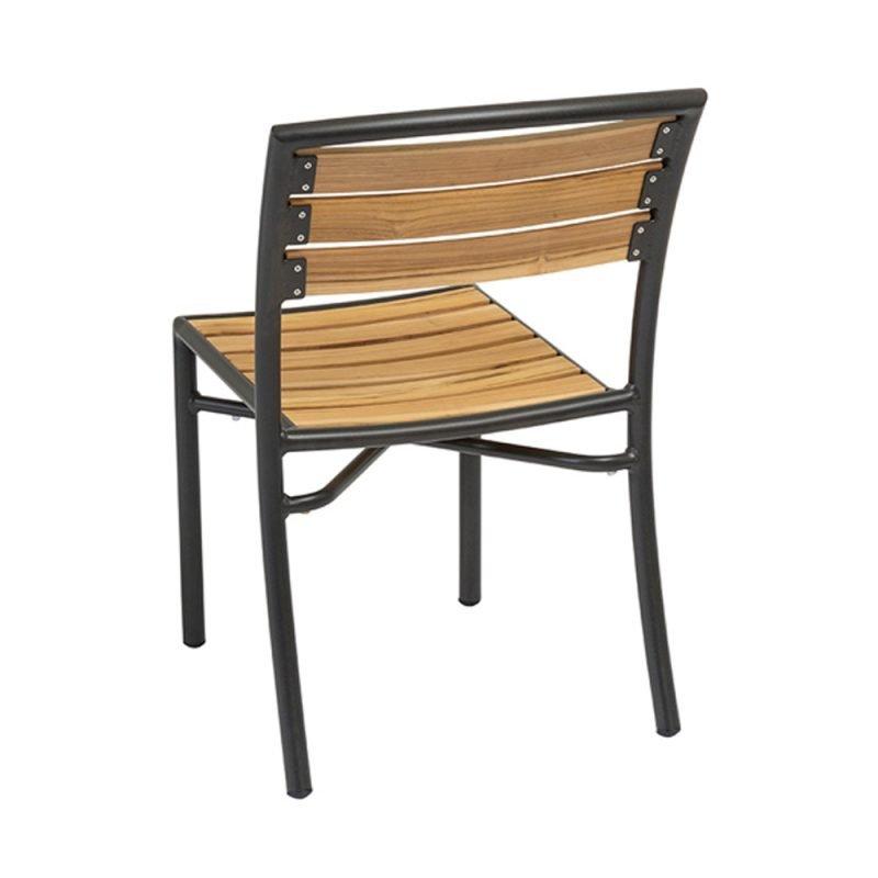 Curacao SIde Chair Rear