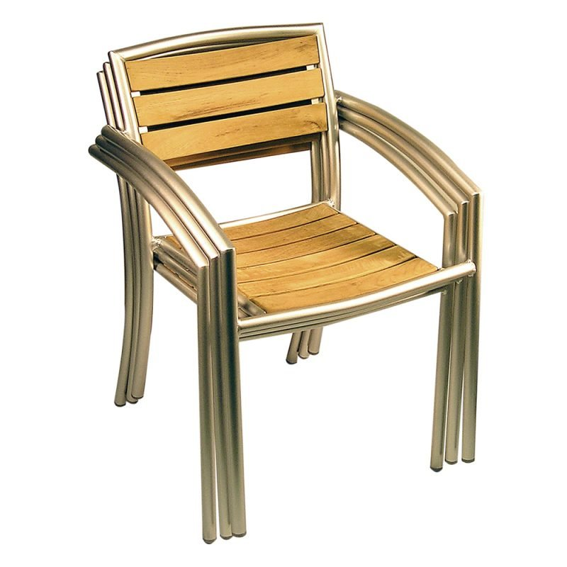 Curaco Stacked Chairs