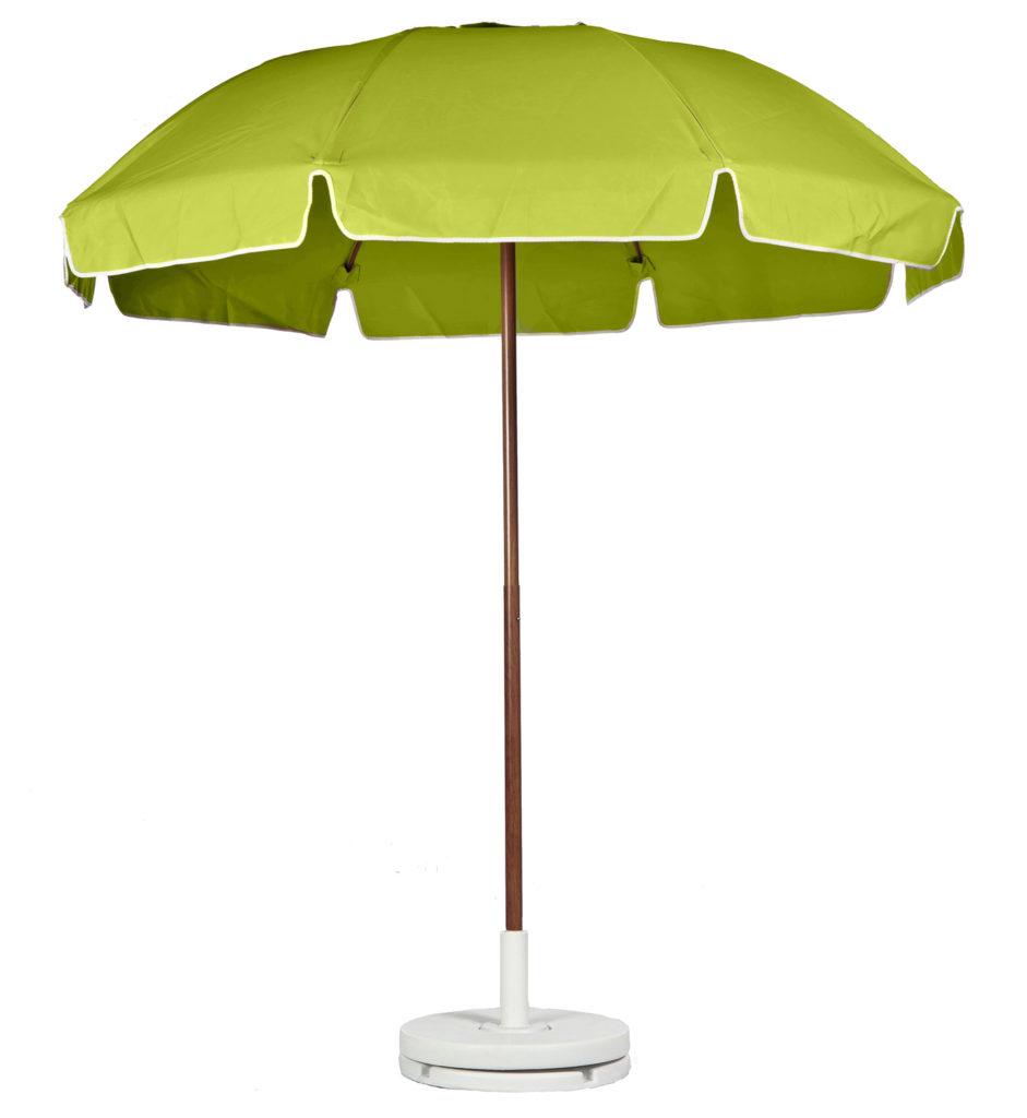 Fiberglass Rib Patio Umbrella in Pistachio