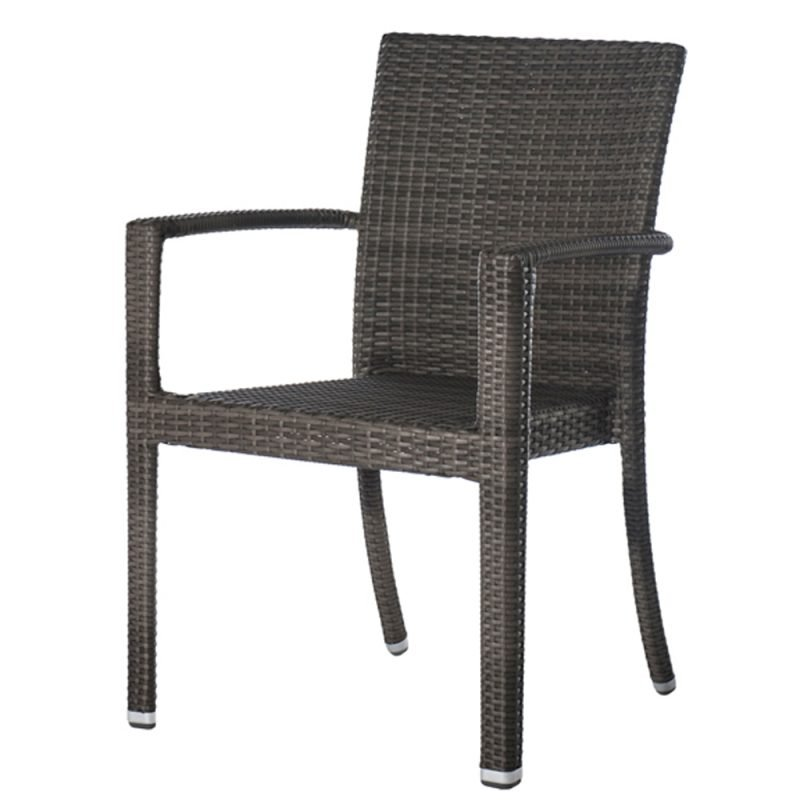 Isabella Armchair Taupe