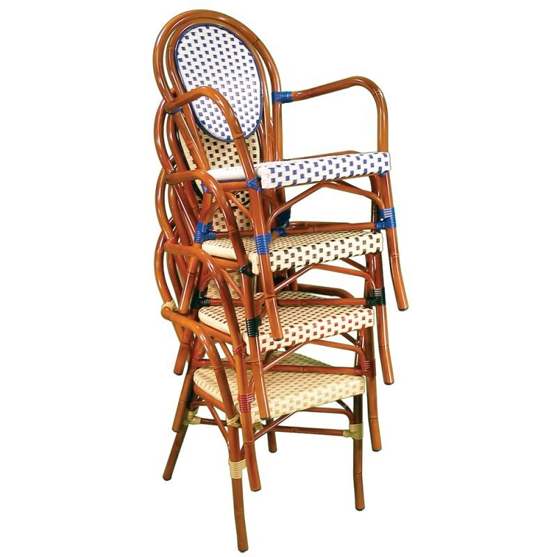 Parisienne Stackable Chairs