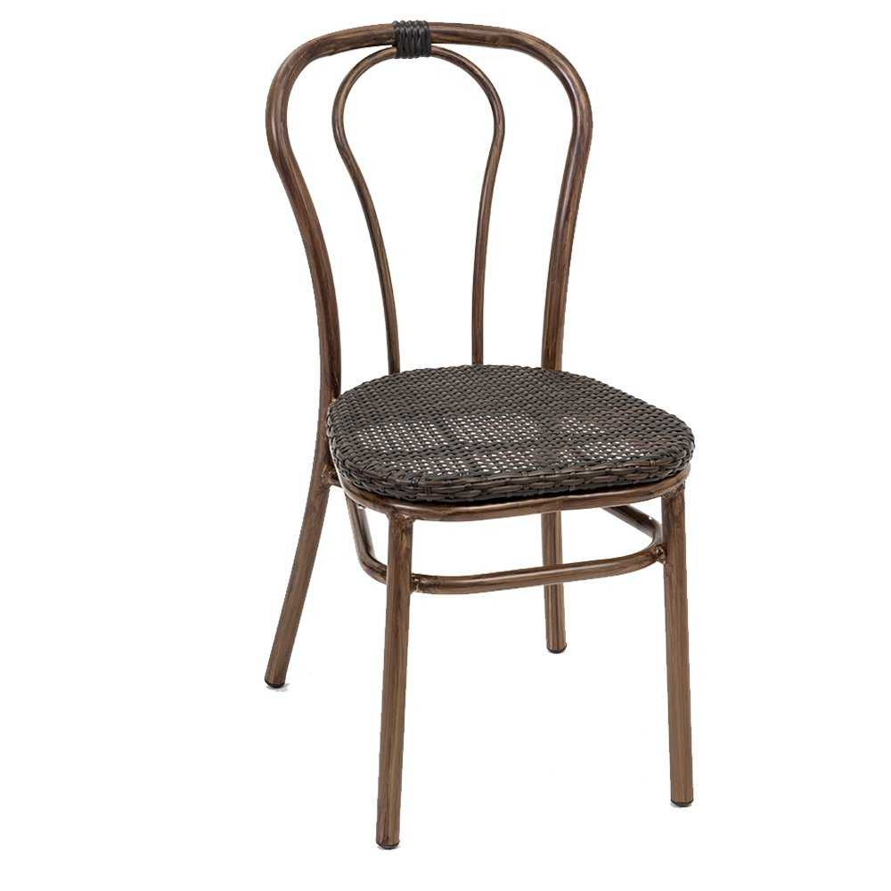 Thonet Sedona Side Chair Front