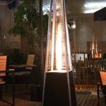Tower Heater Installation